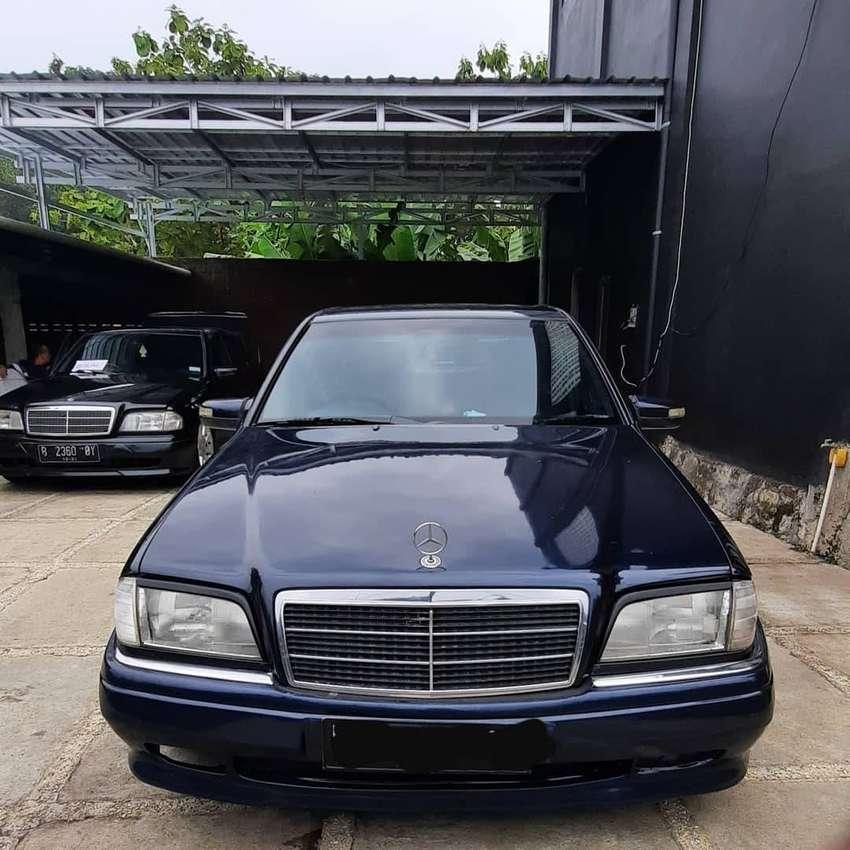 Mercedes-Benz W202 C200 1997 MT