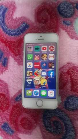 IPHONE 5S / 16 GB ALMOST NEW NEVER OPEND ANYTIME ANYWERE (SELL URJENT)