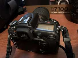 Nikon D7100 full box no open no repair