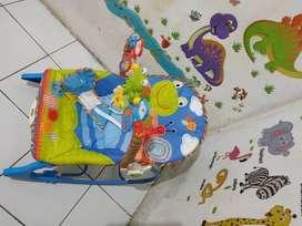 Bouncer baby merk Care
