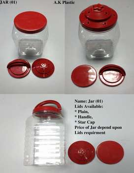 Pet Jar Available