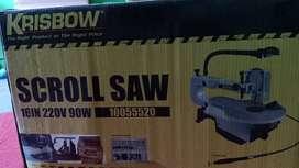 SCROOLL SAW KRISBOW