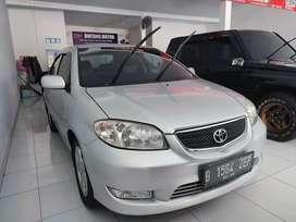 Toyota Vios G 2004 Manual bukan mantan taxi