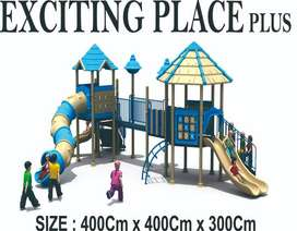 Baru Exciting Place Plus Mainan Outdoor Termurah