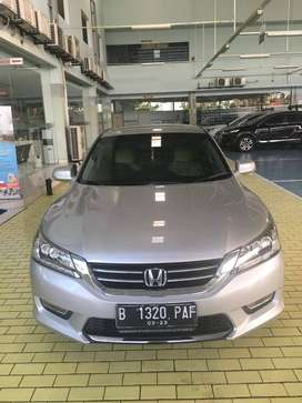 HONDA ACCORD 2.4 VTIL AUTOMATIC TRIPTONIC 2013