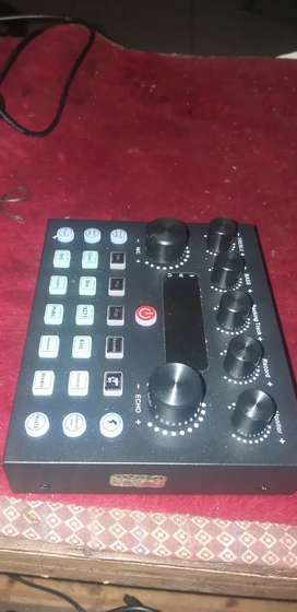 Sound card v8+ pro