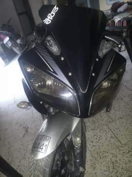 R15 bike with all orignal papars