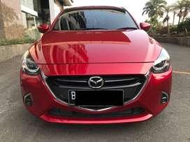 Mazda 2 R skyactive Facelift AT 2017 bukan gt bukan 2018/2016