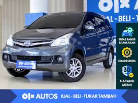 [OLXAutos] Daihatsu Xenia1.3 R Deluxe Bensin  M/T 2014 Abu-Abu