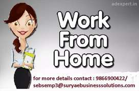 Home based part time work for all.its a govt approval company