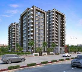 2 BHK FLAT IN LUXURIOUS RESIDENCIAL PROJECT,PAL,ADAJAN,SURAT.