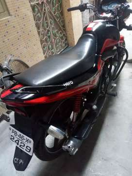 It is a splendor i smart 110 cc self start in good condition