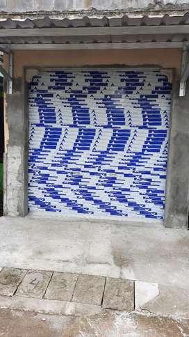 Specialis roling dor & folding gate