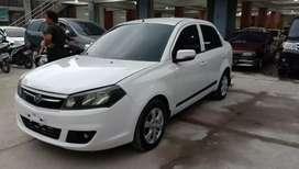Proton Saga 2012 Putih Cakep