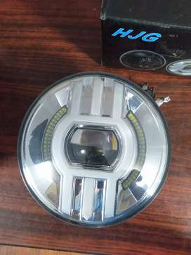 Royal Enfield head light..just like new Condition..