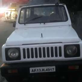 Maruti Suzuki Gypsy King HT BS-IV, 1993