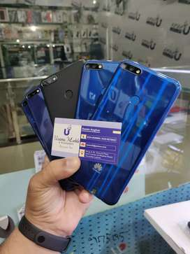 AHuawei y7prime blue edition 64gb/4gb ram duos faceunlock new stock