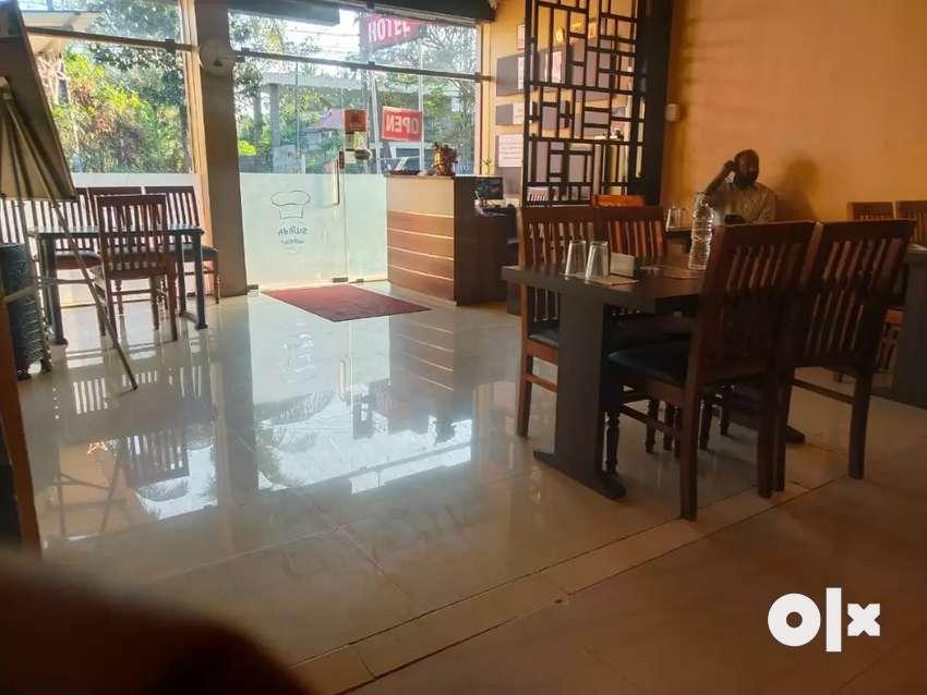 Family Restaurant High End AC Fine Dine 60 Seater Capacity 0