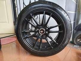 Velg 15' RH by JF Luxury Ban Forceum Deka 195/50