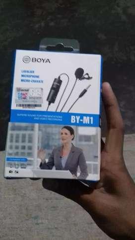 boya by m1 new pack