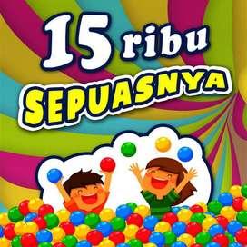 Tempat Bermain Anak Indoor Playground Murah Meriah Denpasar Bali