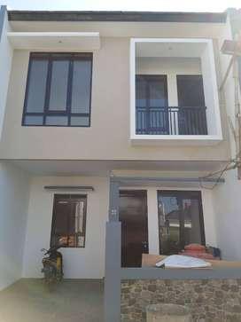 Rumah baru 2 Lantai Siap Huni Kiara Sari Asri