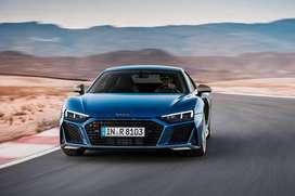 get audi R8 on easy monthlly installment