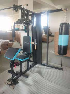 Alat fitness alat olahraga homegym 3 sisi barcode nji952