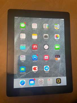 I pad 3rd gen 64 gb WIFI + Cellular