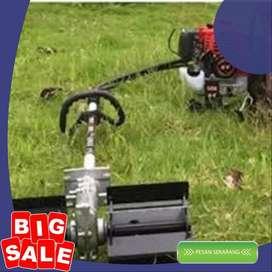 SIAP PAKAI!!1 Set Mesin Mini Tiller - Penggembur Tanah,