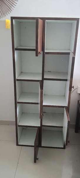 Storage come showcase unit