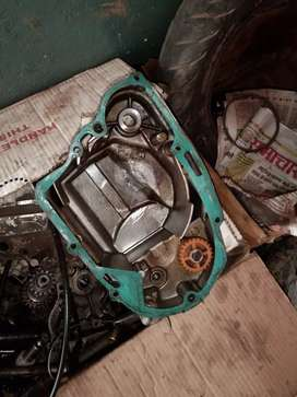 Rx135 old engine part available for sale