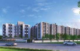 2 BHK Apartments for Sale in Oxford Square, Barasat,Kolkata