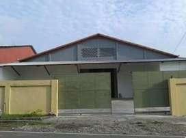 Gudang Strategis di Jl. Cargo Sari, Ubung Kaja