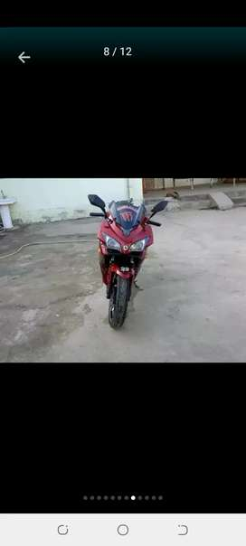 Heavy Bike Yamaha R1 Replica