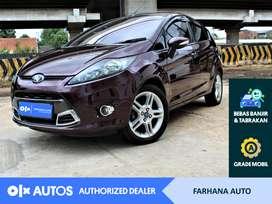 [OLX Autos] Ford Fiesta 2012 1.6 S A/T Ungu #Farhana Auto