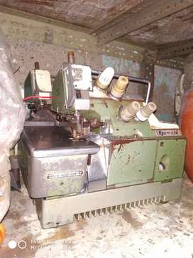 tailoring over lock sewing machine imported