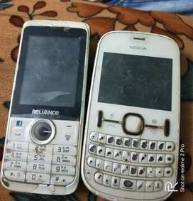 nokia nd Haier Phone in Running condition