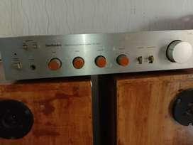Amplifier technic