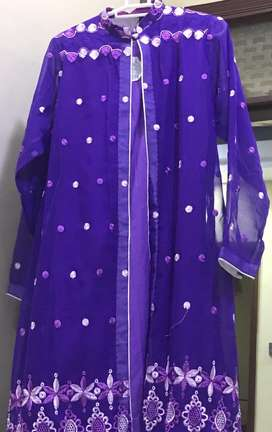 New 1 piece coat style shirt with inner