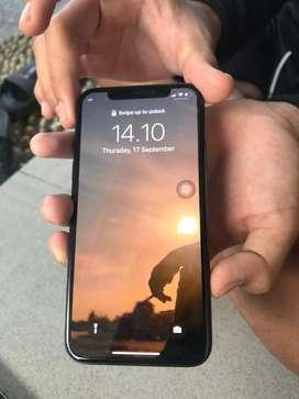 iphone x 64 gb warna hitam