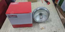 Yamaha rx135 and rx100 head light assembly original new