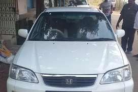 Honda city (auto transmission)