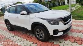 Kia Seltos HTK Plus AT D, 2020, Diesel