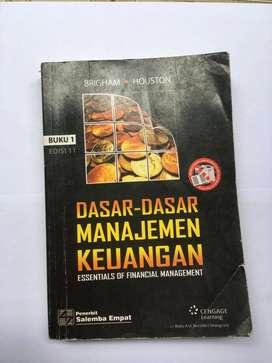 Buku Dasar-Dasar Manajemen Keuangan Edisi 11 Buku 1 By Brigham