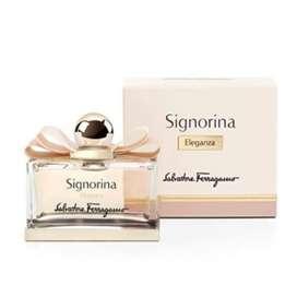 SALVATORE FERRAGAMO SIGNORINA  ELEGANZA Original Parfum