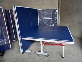 Meja pingpong tenis meja bisa dilipat cod bayar ditempat