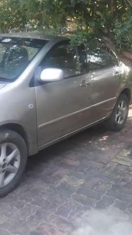 Toyota Corolla 2007 Petrol Good Condition