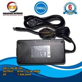 Adaptor Original Dell Alienware M17x M18x Series PA-9E 12.3A 240W