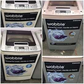 With 5 year warranty LG fully automatic washing  machine